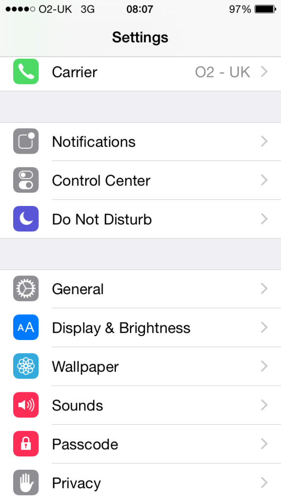 iOS8 1
