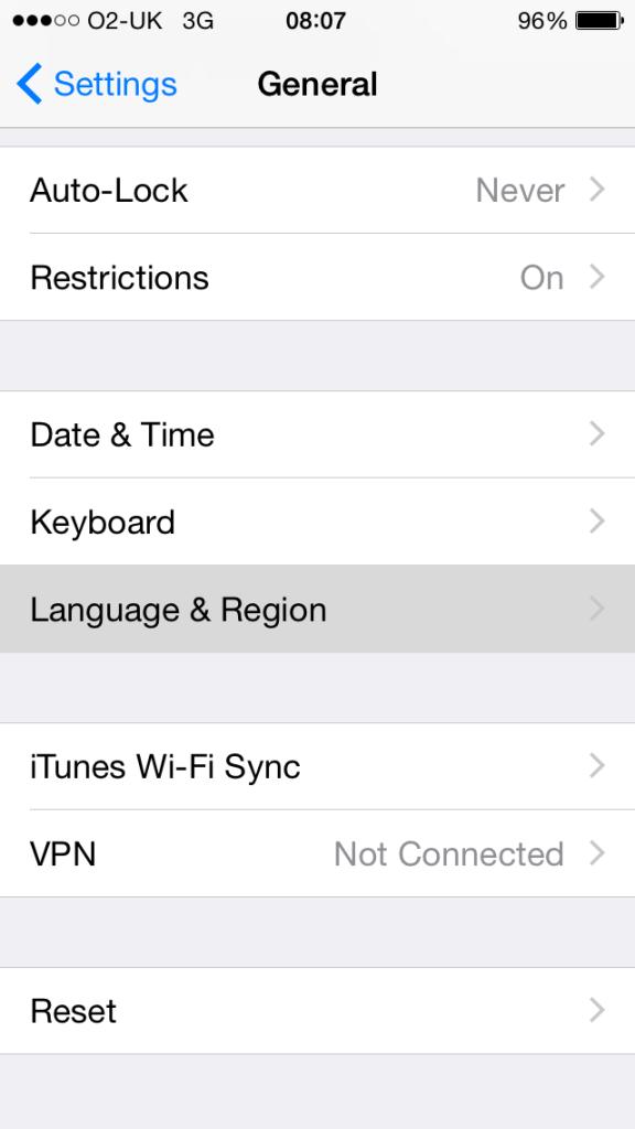 iOS8 2