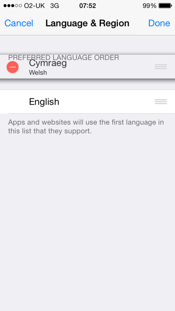 iOS8 5